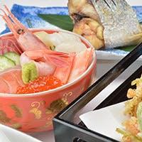 小樽ならではの旬食材を使用した日本料理