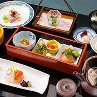 上質な和の空間で京の和食を