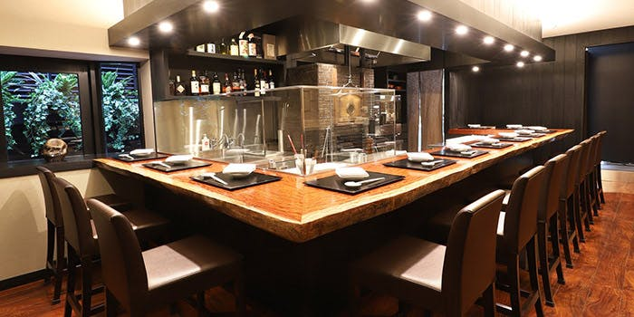 記念日におすすめのレストラン・神戸牛 ステーキ割烹 雪月花 炭火焼の写真2
