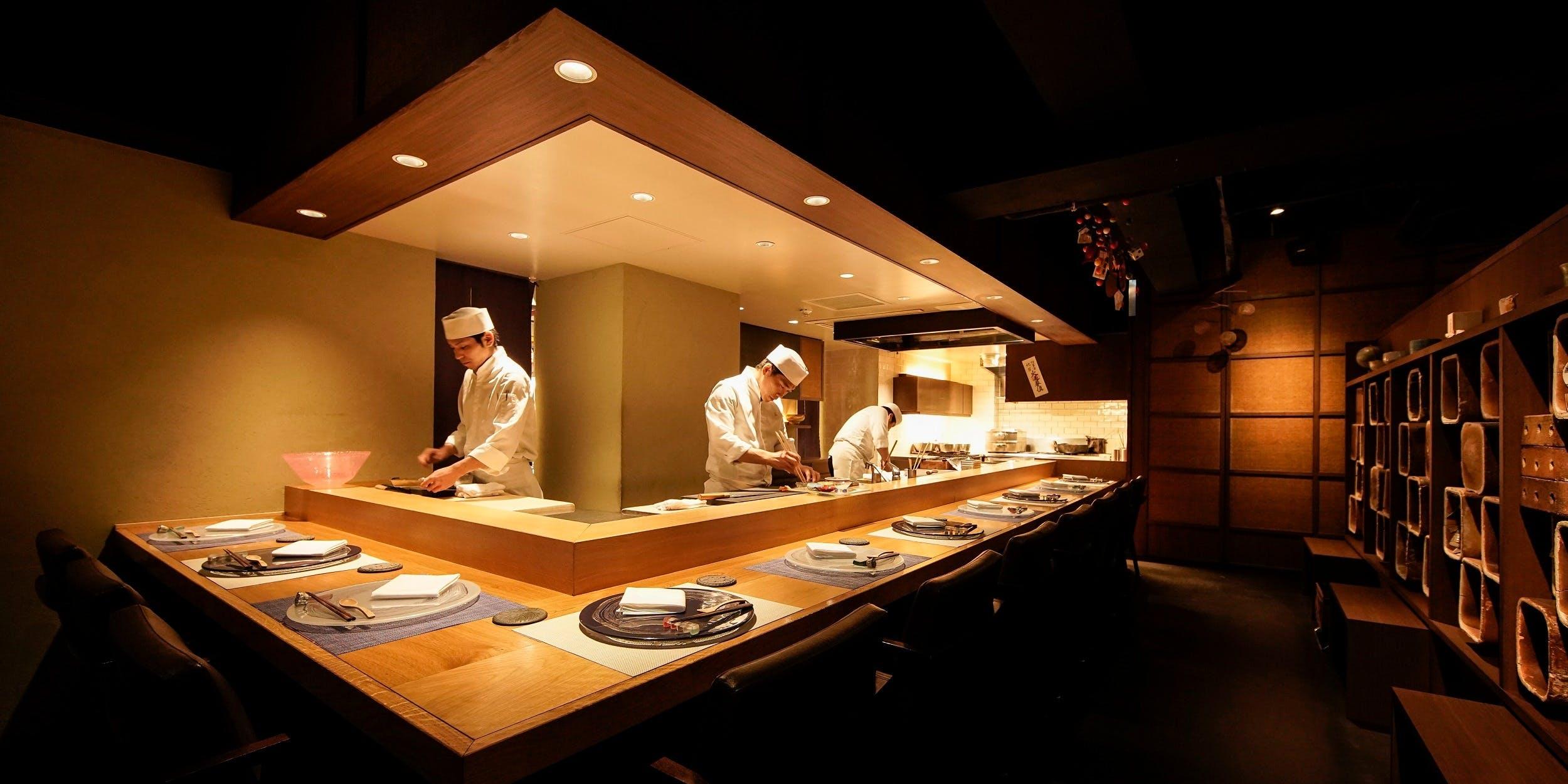 記念日におすすめのレストラン・Sudachiの写真1