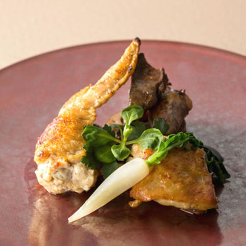 【デジュネA】メイン料理が選べる全4品!酒蔵レストランで愉しむ地産地消フレンチ(~5/31)