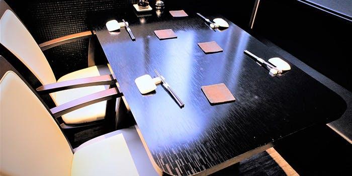 記念日におすすめのレストラン・鮨 みひろの写真2