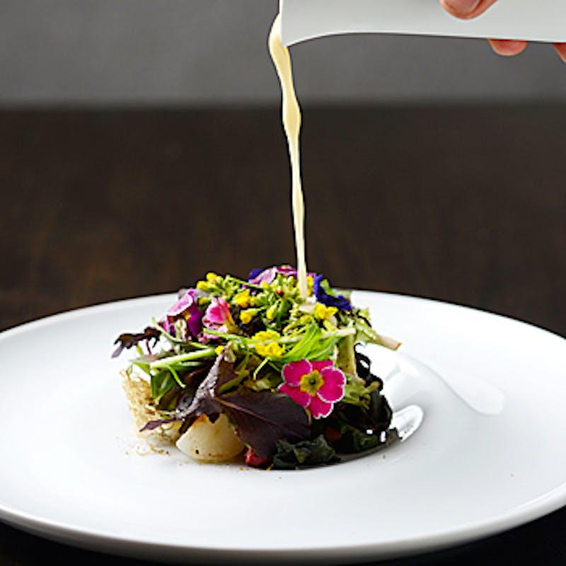 【平日限定スペシャリテランチコース~menu specialite~】全9品