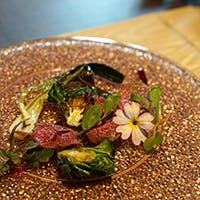 鎌倉野菜や季節の味覚をもっとも美味しい調理方法でご提供