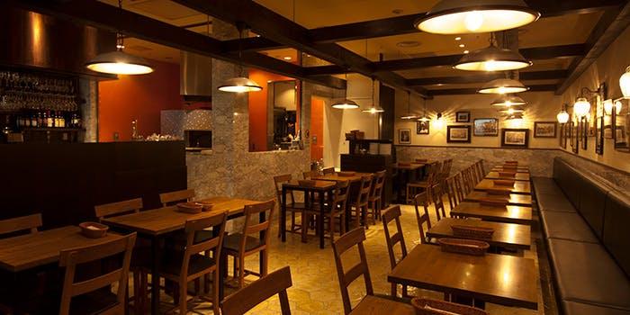 記念日におすすめのレストラン・ピッツェリア ダ チーボ コレド日本橋店の写真1