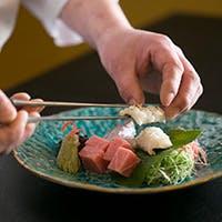 料理長のこだわり 料理は果てしなく魅力ある創造の世界