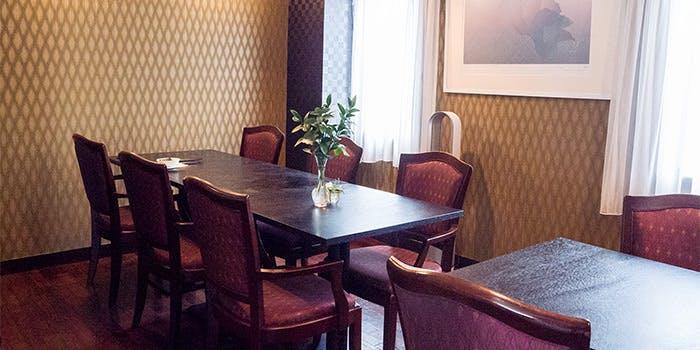 記念日におすすめのレストラン・天ぷら やましたの写真1