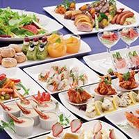 旬食材を使用した、多彩な季節のメニューをご用意