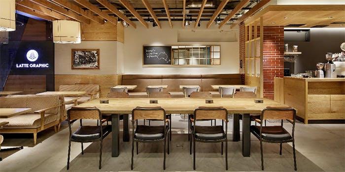 記念日におすすめのレストラン・LATTEGRAPHIC 自由が丘の写真2