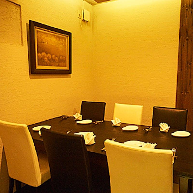 【ディナー】席のみの御予約