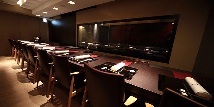 記念日におすすめのレストラン・GINZA JOTAKIの写真1