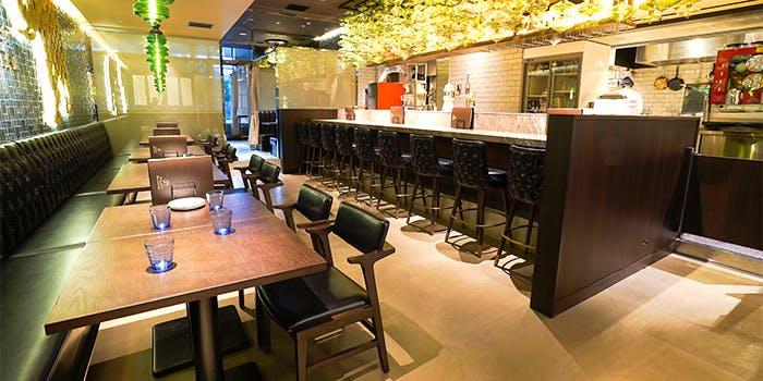 記念日におすすめのレストラン・プーケットオリエンタル日比谷の写真2
