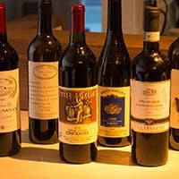料理に最適なワインをペアリング