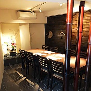 【テーブル席確約】4名様以上の一休限定の特別プラン全9品