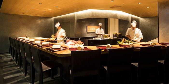 記念日におすすめのレストラン・六本木 kappou ukaiの写真1