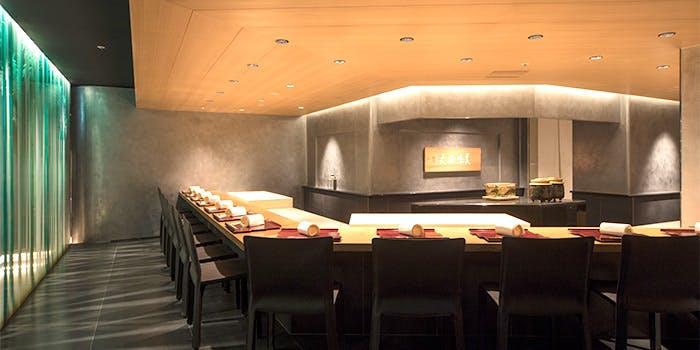記念日におすすめのレストラン・六本木 kappou ukaiの写真2