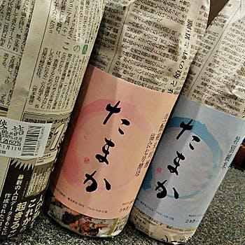 鮮魚の味わいを格段に引き立てる日本酒