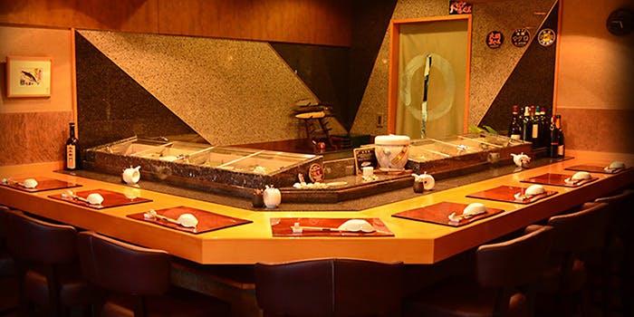 記念日におすすめのレストラン・英多郎寿司の写真1