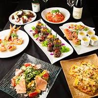 イタリアンベースの創作料理の数々