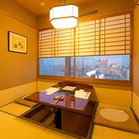 お祝いやビジネスの接待に相応しい上質な個室