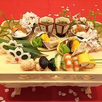 季節の逸品と日本各地の銘酒のマリアージュ