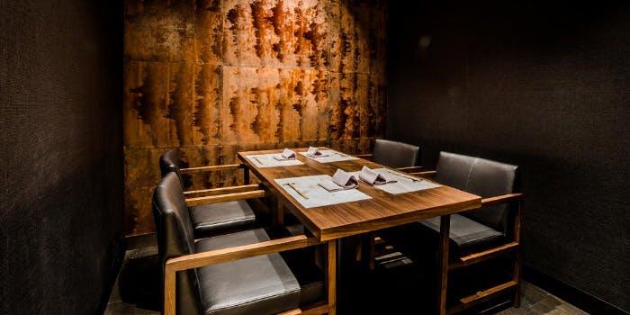記念日におすすめのレストラン・隠れ房 品川 四阿の写真1