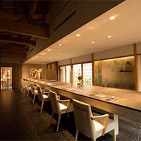 日本家屋の風情を活かし、現代風にリノベーションされた空間