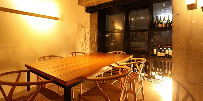 記念日におすすめのレストラン・jinの写真2