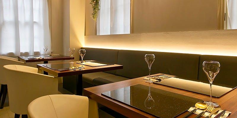 記念日におすすめのレストラン・トーキョー シノワ 神子の写真2