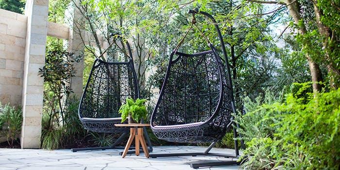 記念日におすすめのレストラン・茶寮 リビエラの庭の写真2