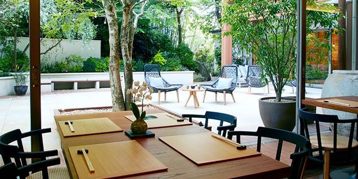 記念日におすすめのレストラン・茶寮 リビエラの庭の写真1