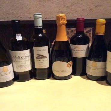 ポルトガルワインは充実の品揃え