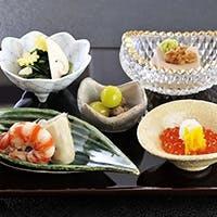 季節の彩りと素材の味わいを堪能できるワンランク上の日本料理