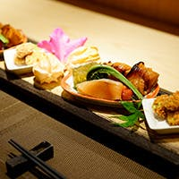 生産者の顔の見える日本料理