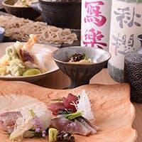 常時120種類の和酒を完備