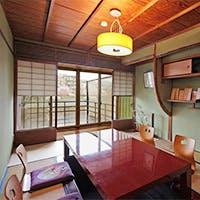 京都の町屋で過ごす特別なひととき、時を忘れて語り合える広々とした個室も