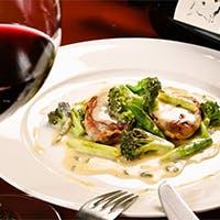 四季感じる品々とワインとのマリアージュをご堪能ください