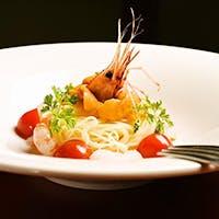 本場イタリアで修行を積んだ経験豊かなシェフが生み出す本格イタリア料理
