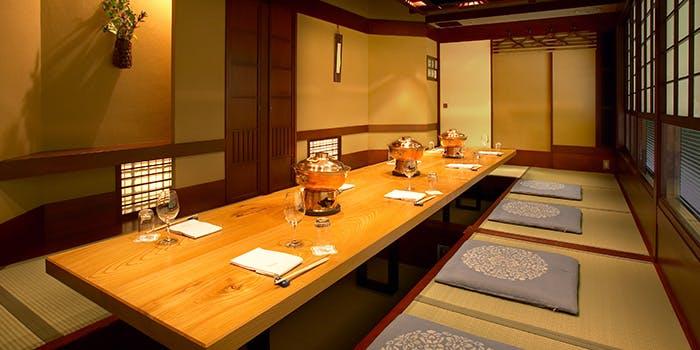 記念日におすすめのレストラン・今半万窯 新宿サザンタワー店の写真1