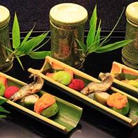 「滋味一心」の日本料理