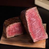 五明のステーキ