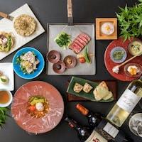 鉄板和食とワイン 萬鉄