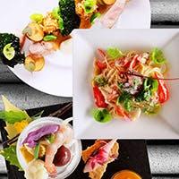 登録有形文化財の元迎賓館で愉しむ自慢の料理の数々