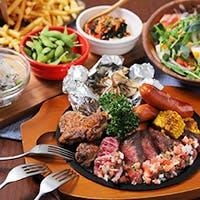 女子会、デート、記念日など多様なシーンでのご利用可能なお食事とお席をご用意