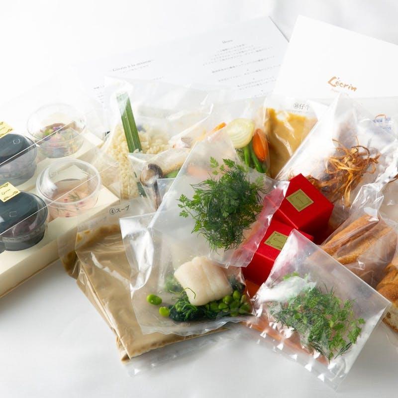 【コース仕立て料理5品】(1人前~・店頭受取専用)