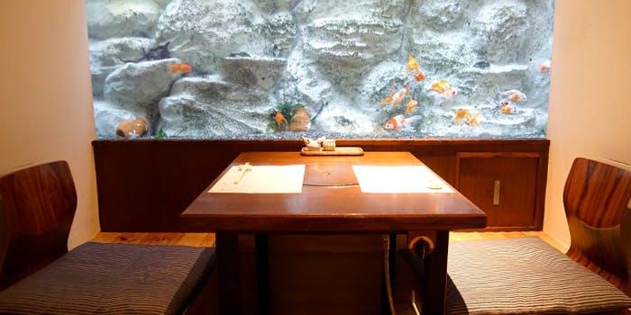 記念日におすすめのレストラン・とうふ川風の写真1