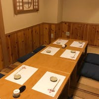 アットホームな店内でお食事を 完全個室を2部屋ご用意