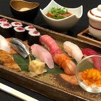 鮨 玉かがり天ぷら 玉衣/グランドニッコー東京 台場
