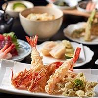天空寿司とOlive天ぷら