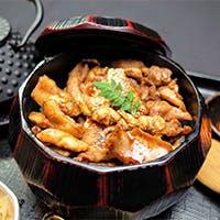 日本で唯一の「比内地鶏の鶏まぶし」